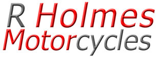 R Holmes Motorcycles Logo