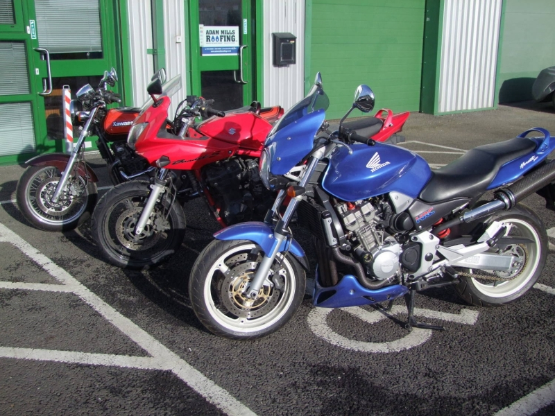 R Holmes Motorcycles March Cambs | Service | Repair | MOT
